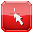 Click here icon — 图库照片 #36859391