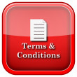 Terms and conditions icon — Stock fotografie #36859409