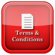 Terms and conditions icon — Stock Photo #36859409