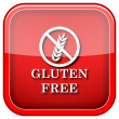Gluten free icon — Stock Photo #36859601