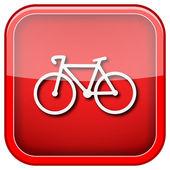 Icône de bicyclette — Photo