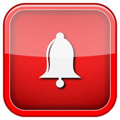 Icono de campana — Foto de Stock