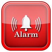 Alarm icon — 图库照片