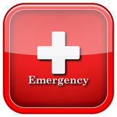 Emergency icon — 图库照片