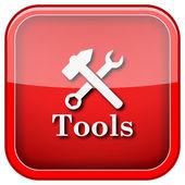 Tools icon — Stockfoto
