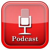 Icône de podcast — Photo