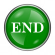 End icon — Stock Photo #37171829
