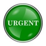 Urgent icon — Stock Photo #37177511