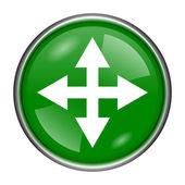 Full screen icon — Stock Photo