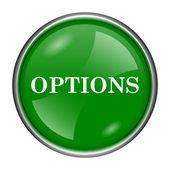 Options icon — Stock Photo