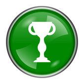 Icône de tasse de gagnants — Photo