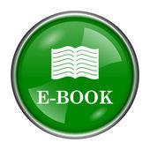 Ikona e knihy — Stock fotografie