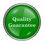 品質保証のアイコン — ストック写真