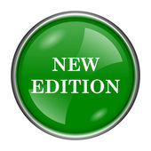 New edition icon — Stock Photo