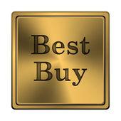 Mejor compra icono — Foto de Stock
