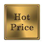 ホット価格アイコン — ストック写真
