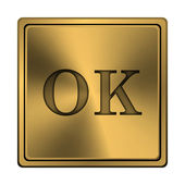 Ok ikonen — Stockfoto
