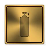 Soap icon — Stock Photo