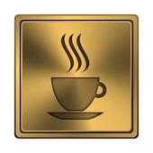 Pohár ikona — Stock fotografie
