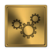 Settings icon — Stock Photo