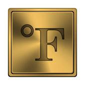 Fahrenheit-ikonen — Stockfoto