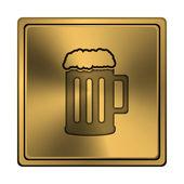 öl-ikonen — Stockfoto