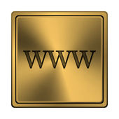 Www-ikonen — Stockfoto