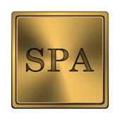 Spa-ikonen — Stockfoto