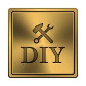 Diy のアイコン — ストック写真