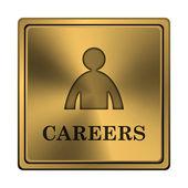 Careers icon — ストック写真