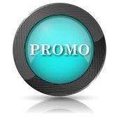 Icona promo — Foto Stock