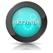 Settings icon — Stock fotografie