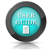 Icône de guide d'utilisateur — Photo