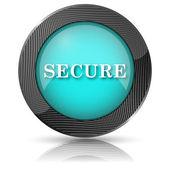 ícone de seguro — Foto Stock