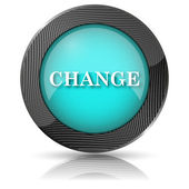 Change icon — Foto Stock