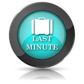 Last minute icon — ストック写真