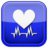 Heart icon — Stockfoto