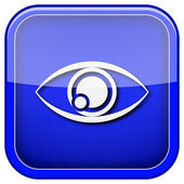 Eye icon — Stockfoto