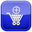 Add to shopping cart icon — Stock Photo #38101387