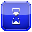 Foto Stock: Hourglass icon