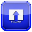 Upload icon — Stock Photo #38102415