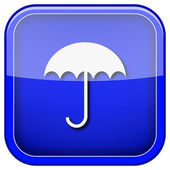 Umbrella icon — Foto Stock