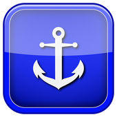 Anchor icon — Stockfoto