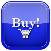 Buy icon — Stock fotografie