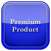 Icona prodotto premium — Foto Stock