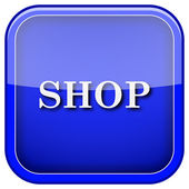Shop icon — Stock Photo