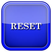 Reset icon — Stockfoto
