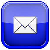 E-mail icon — Stockfoto