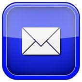 Icône de courrier électronique — Photo