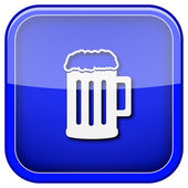 Beer icon — Stockfoto